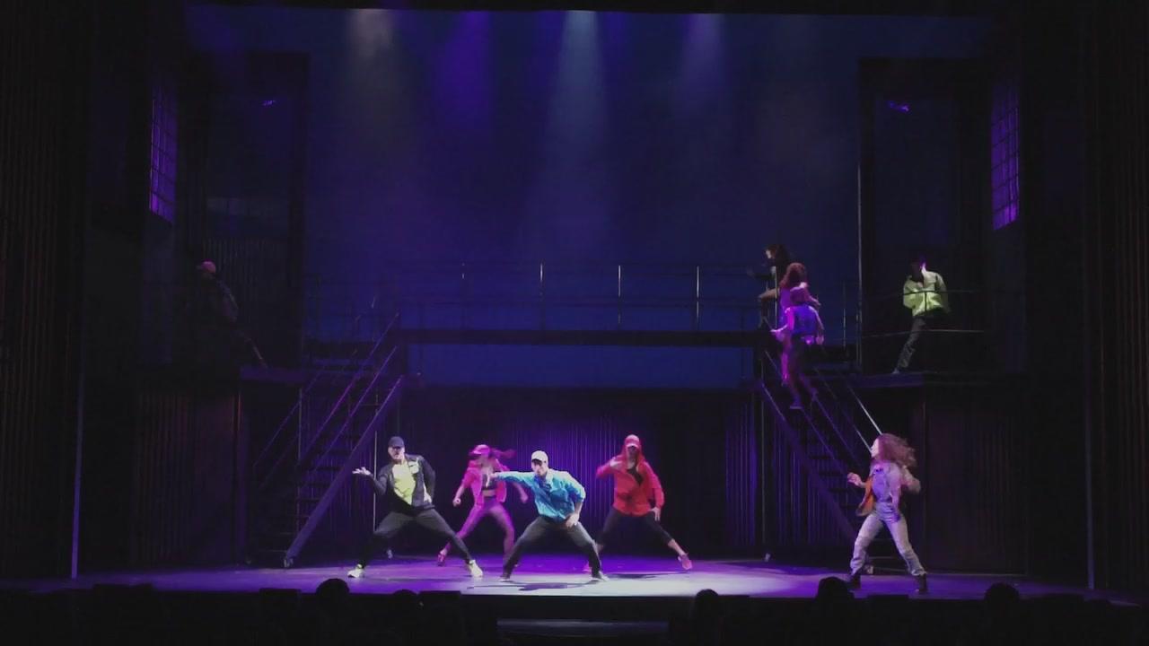 """""""Flashdance"""" arriva in teatro a Milano"""