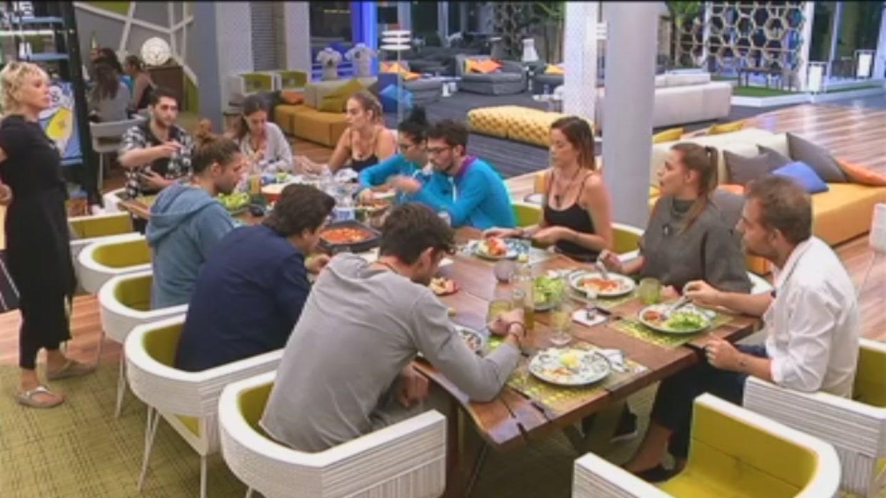 La cena di Carmen