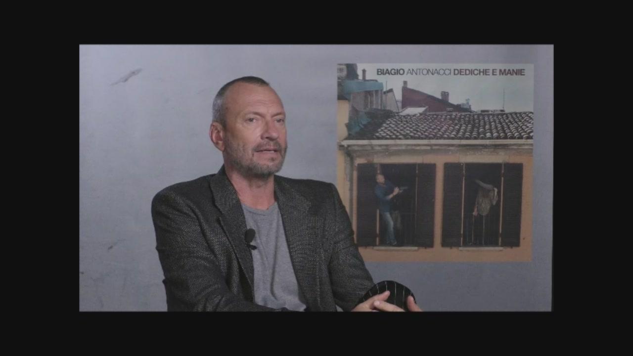 Biagio Antonacci presenta il nuovo album a Tgcom24
