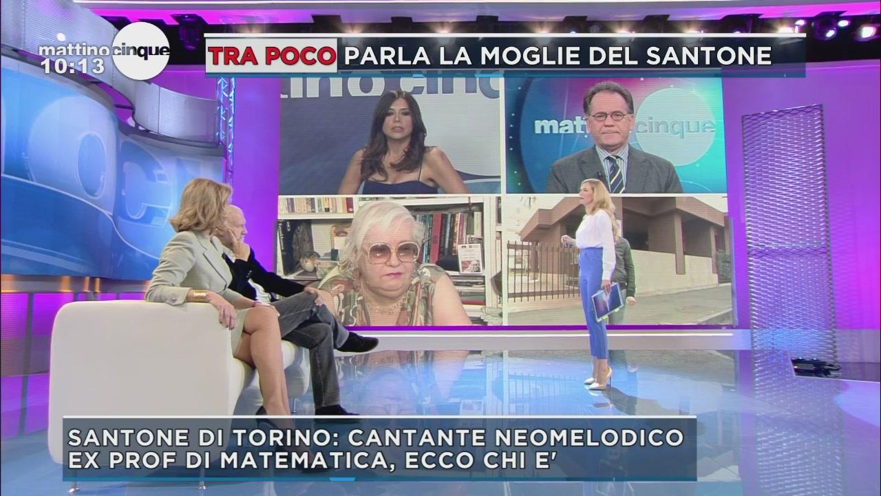 Cecchi Paone vs Emanuela Tittocchia
