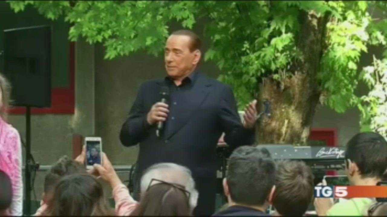 """""""Uniti per rilanciare l'Italia, io in campo"""""""