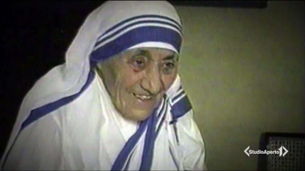 Domani Madre Teresa sarà santa