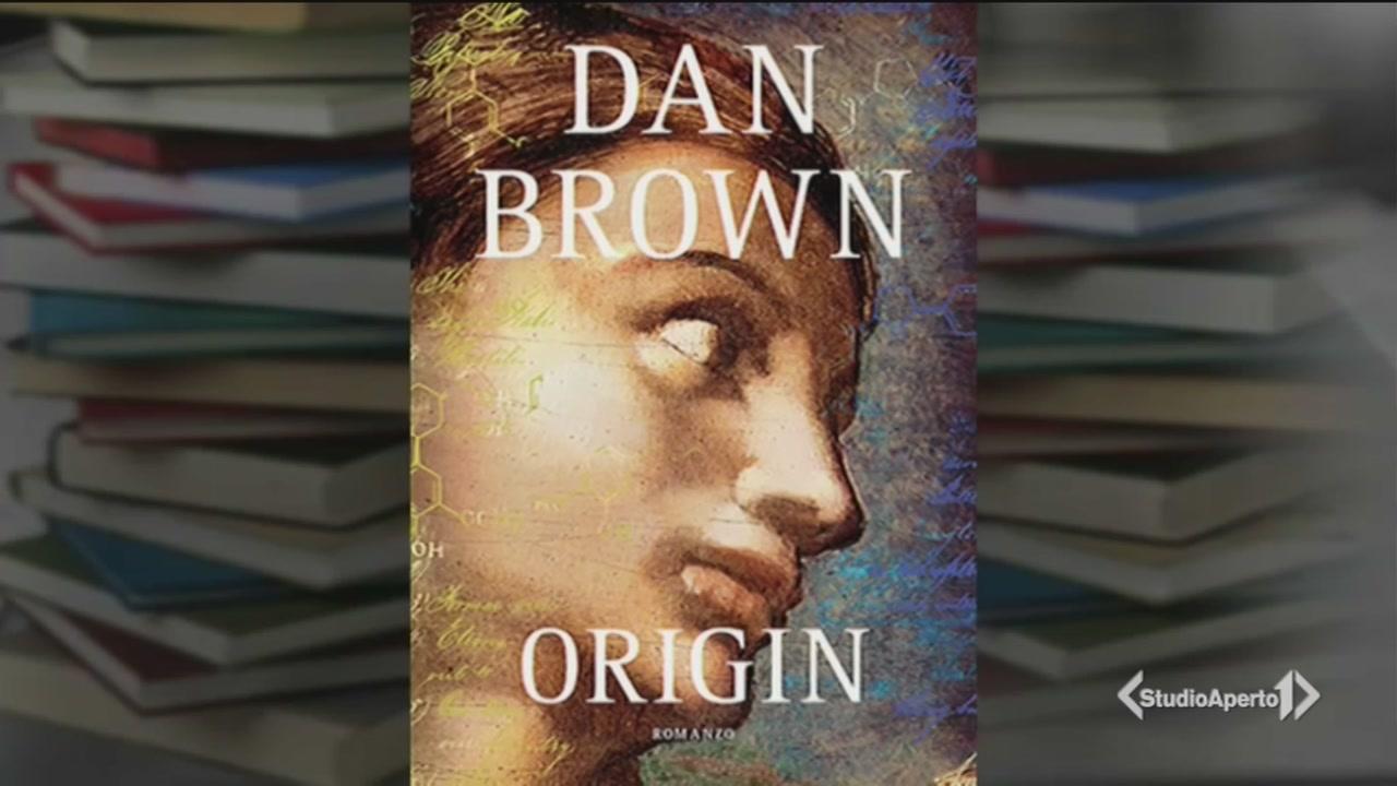 Già un successo il nuovo romanzo di Dan Brown