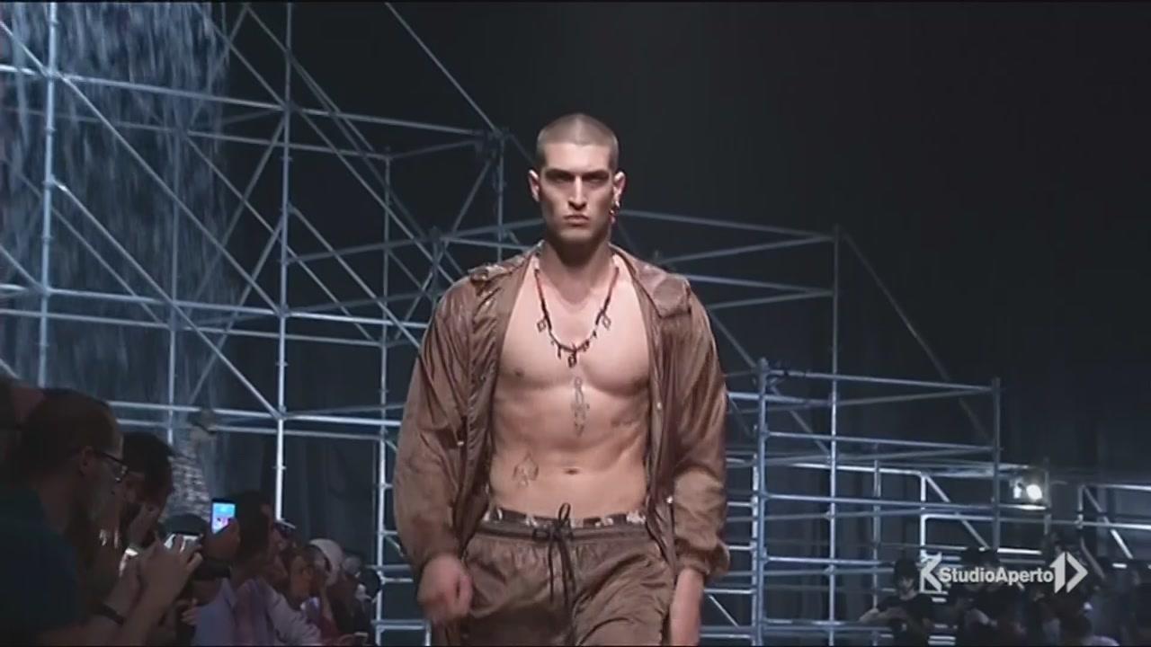 La moda uomo conquista Milano