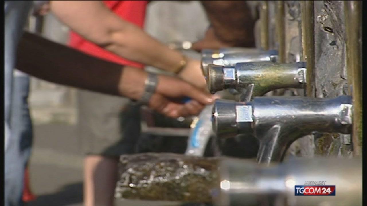 Vendesi acqua di Lourdes su Amazon