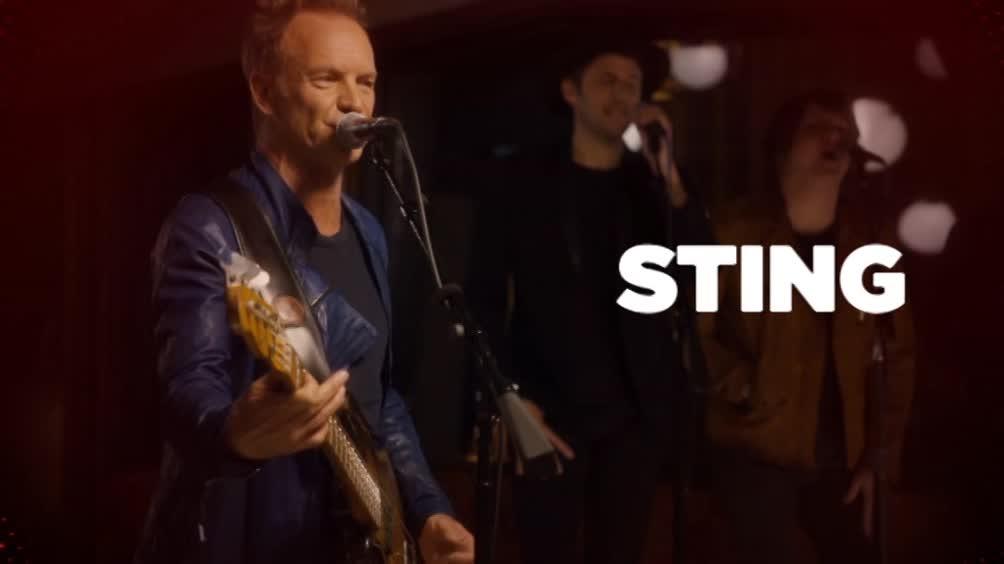 R101 Special Artist: Sting