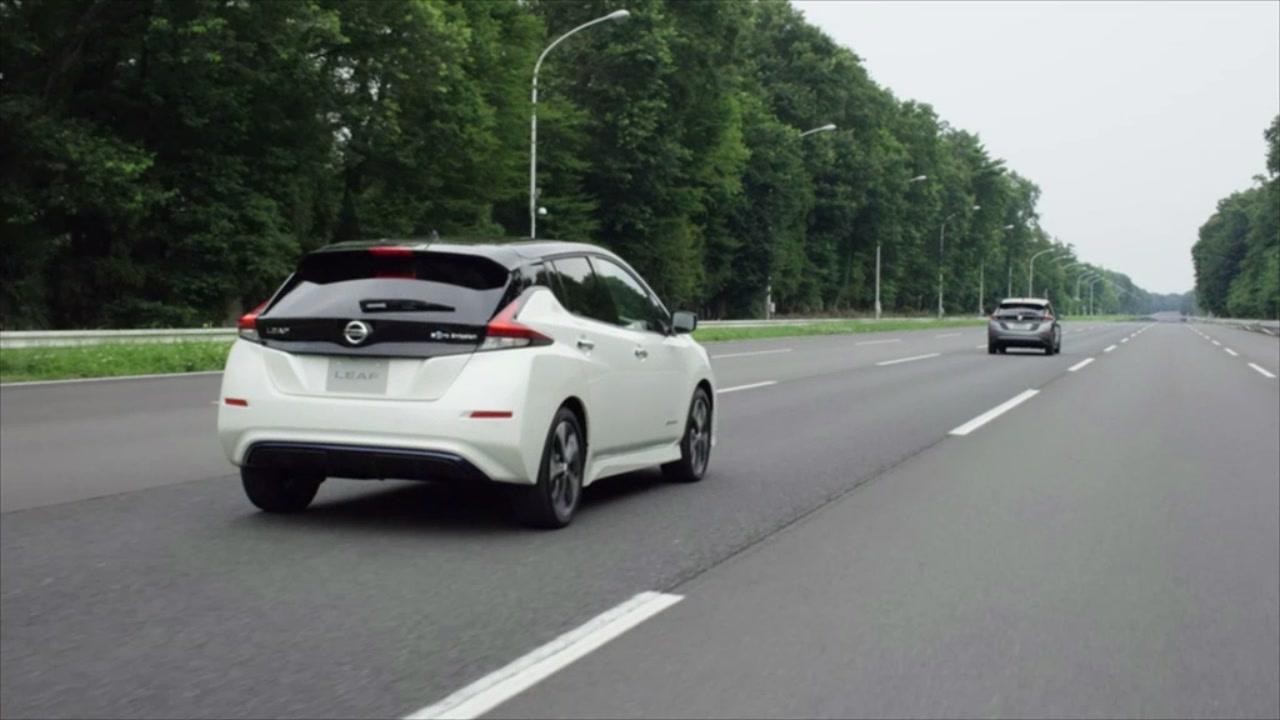 Nissan nuova Leaf 2.Zero