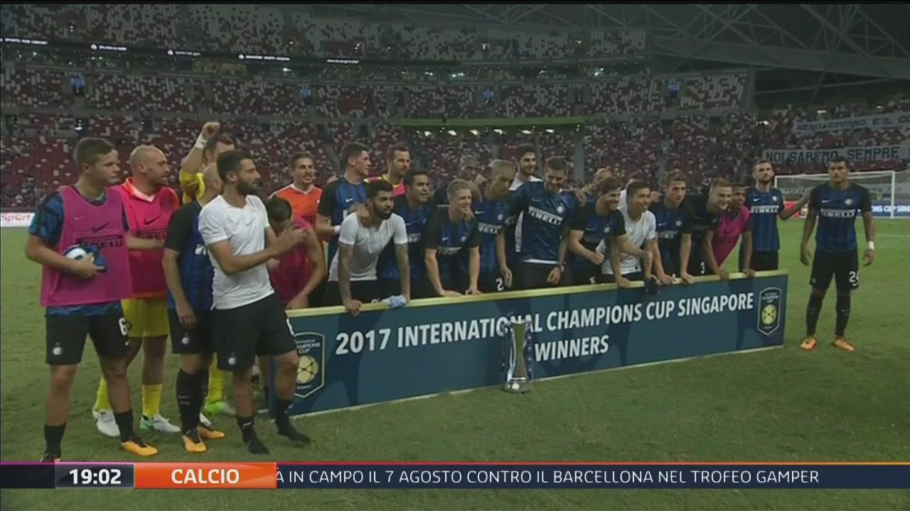 Inter-Chelsea 2-1