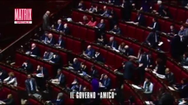 Il governo 'amico'