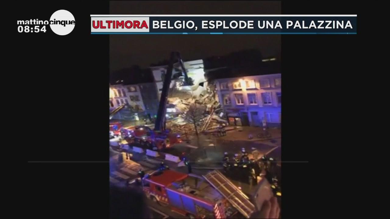 Crollo ad Anversa