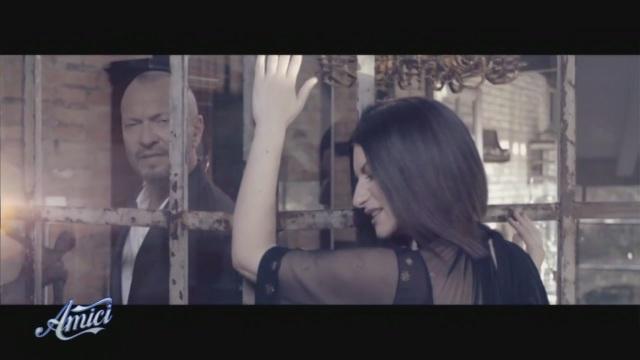 Laura Pausini e Biagio Antonacci ospiti della prima puntata del Serale di #Amici18