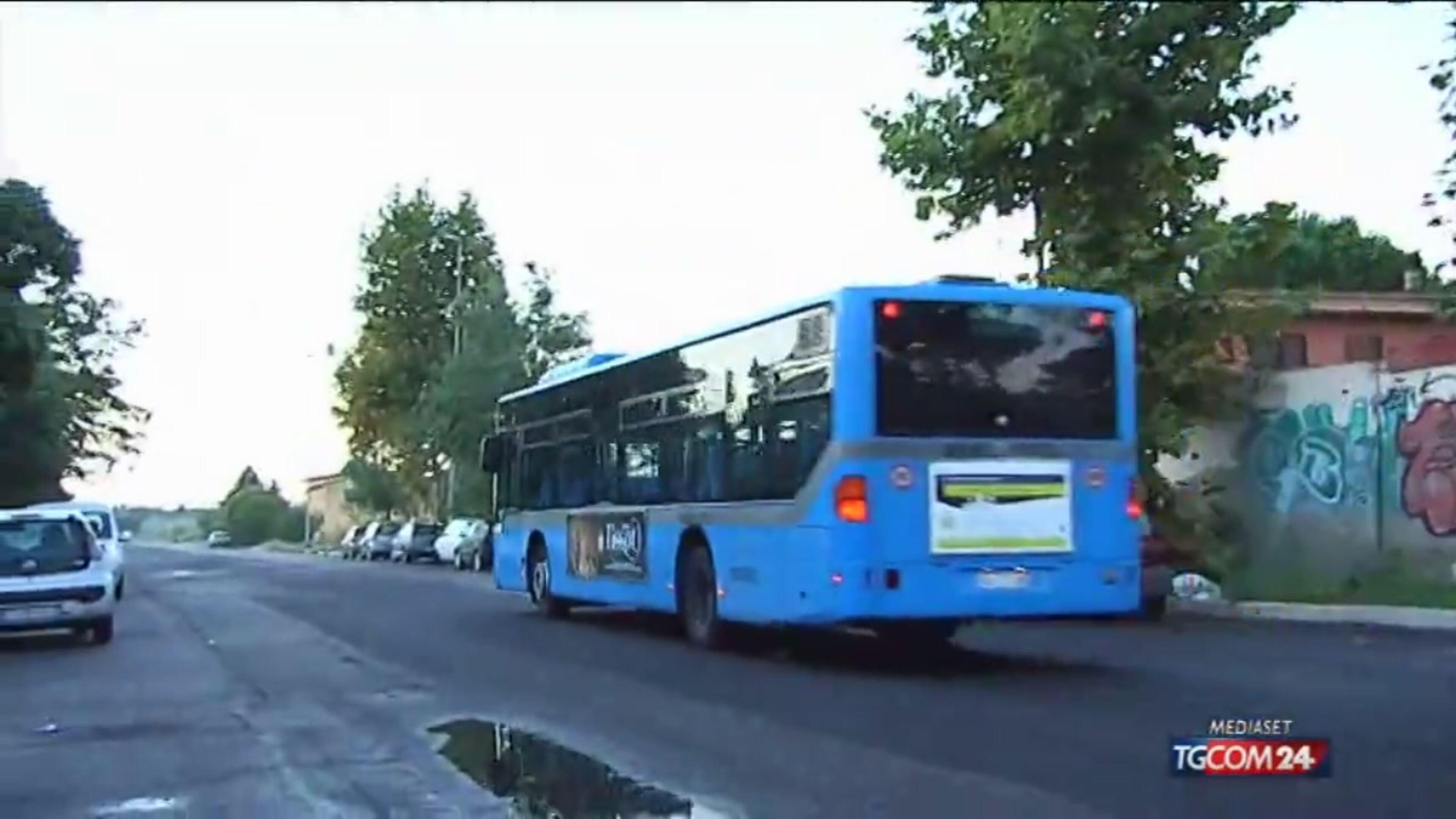 Roma: nuova aggressione a un autista di bus