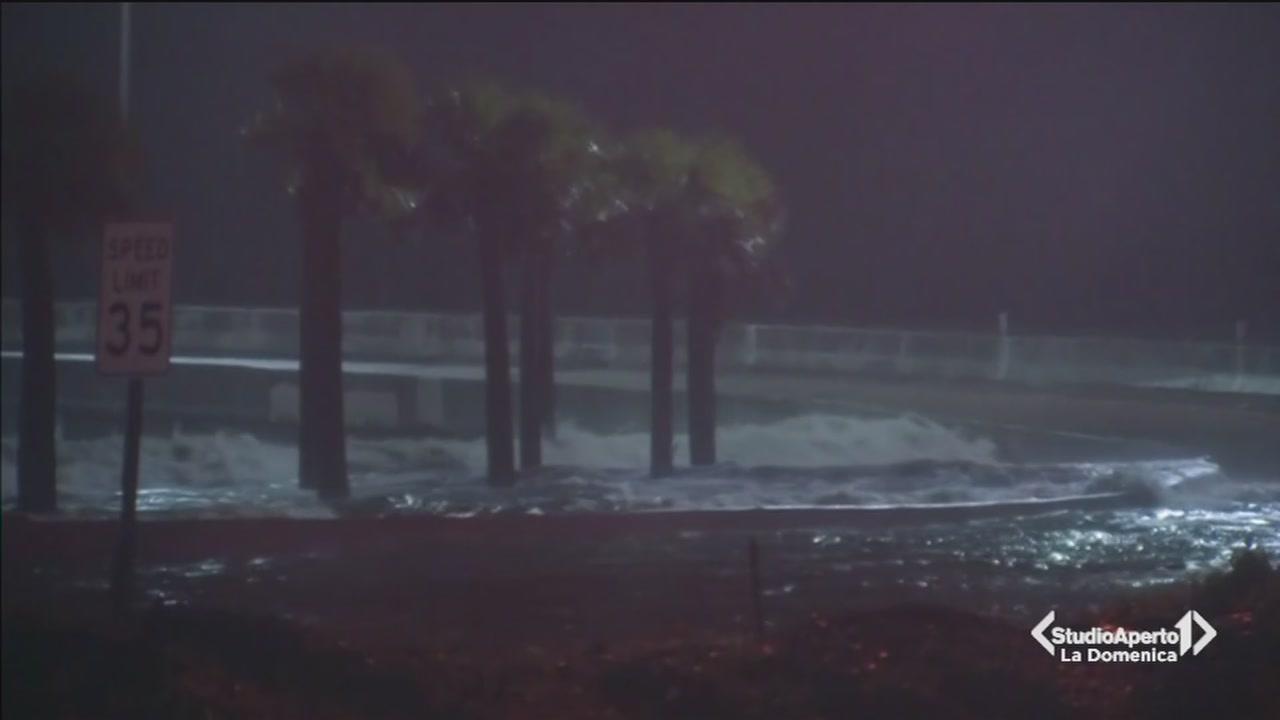 L'uragano Nate raggiunge le coste americane
