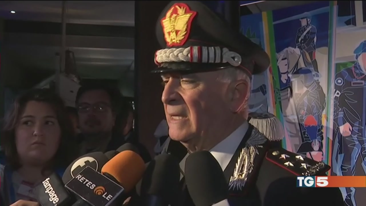 Il calendario dei Carabinieri compie 90 anni