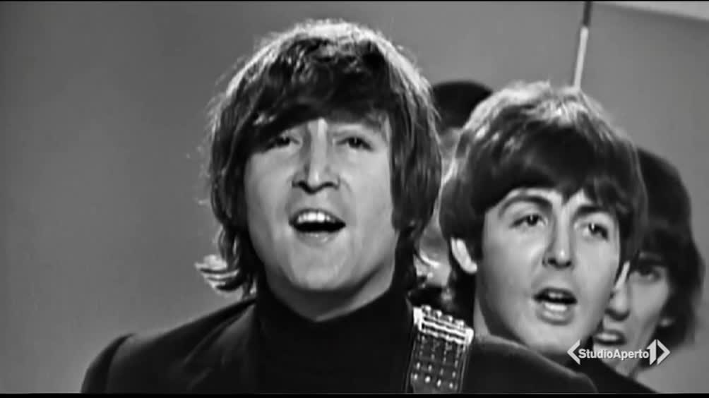 I Beatles al cinema