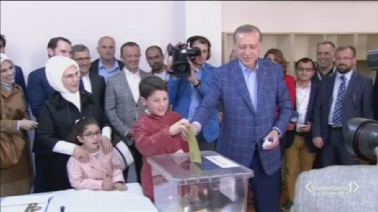 Alta tensione in Turchia