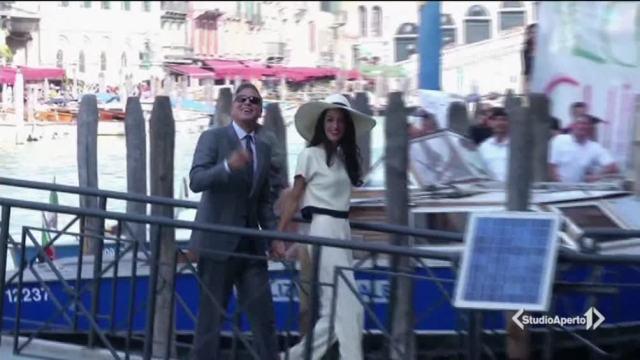 'Due gemelli per Clooney e Amal'