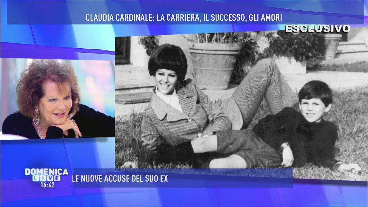 La forza di Claudia Cardinale