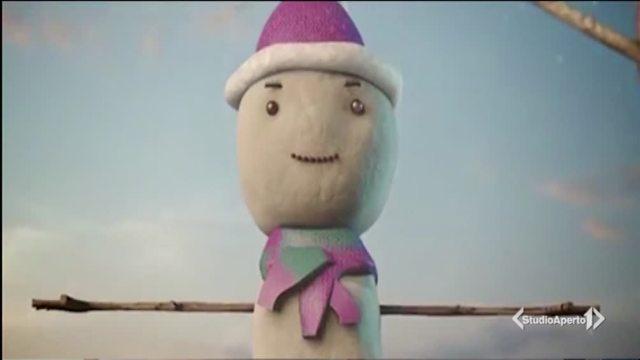 Il primo video sul Natale