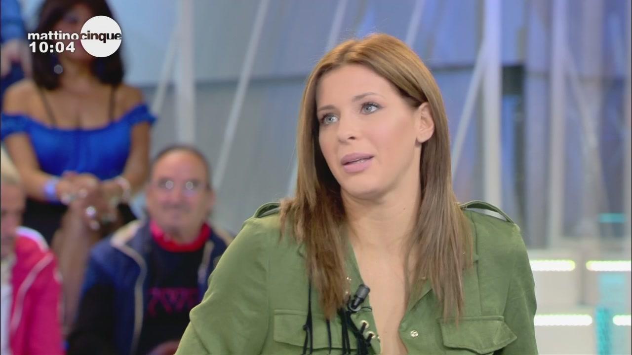 Raz Degan vs Giulia Calcaterra