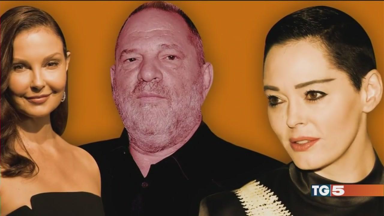 Harvey Weinstein e gli scandali sessuali