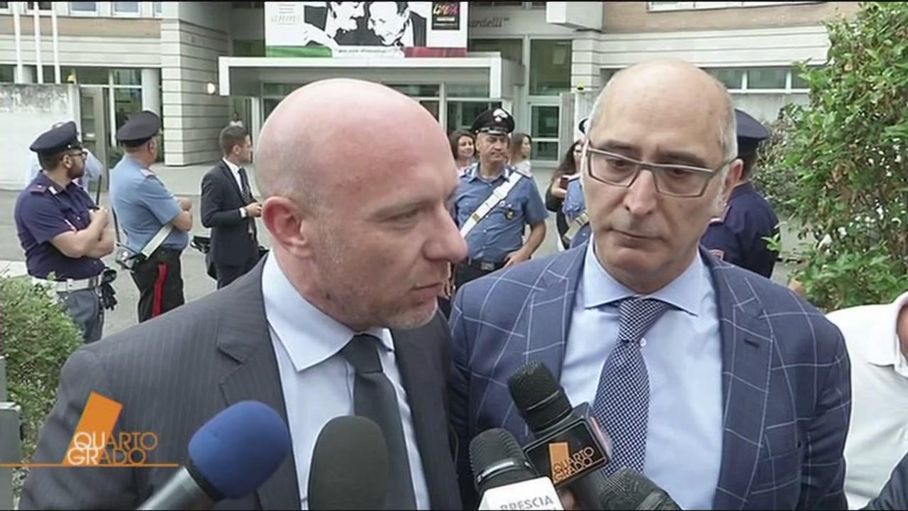 La difesa di Massimo Bossetti