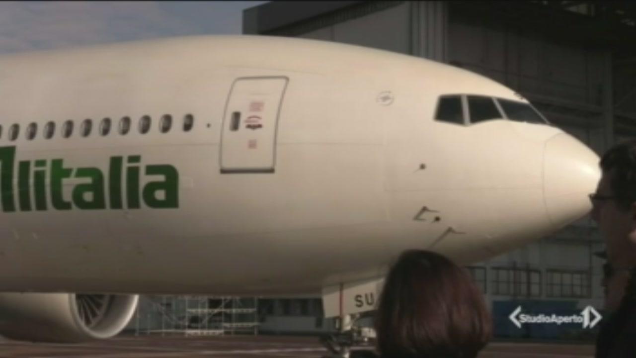 Alitalia, i lavoratori dicono no