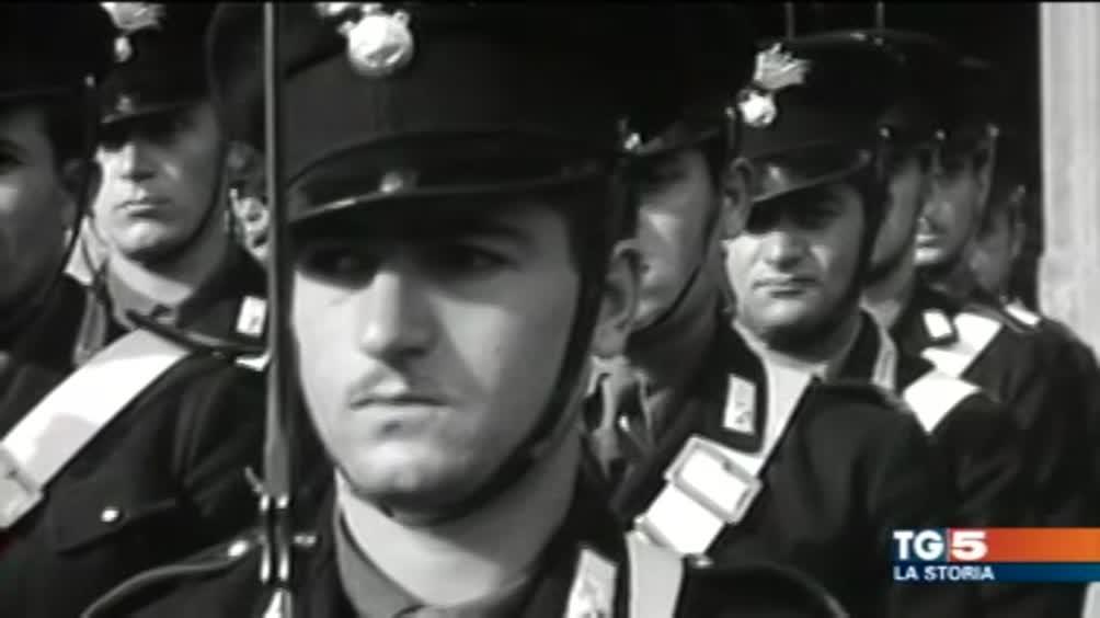 I carabinieri nel 1945