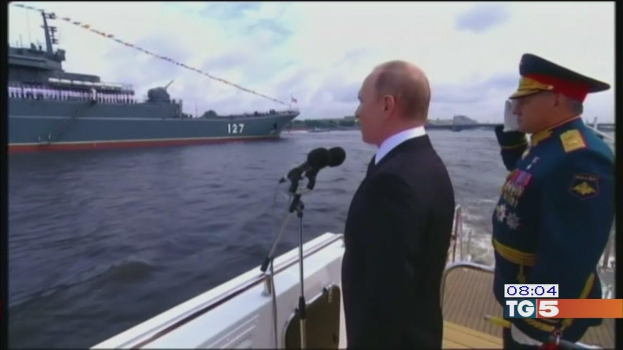 L'ira di Putin: fuori i diplomatici