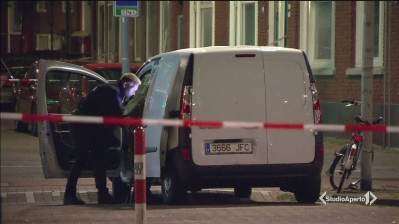 Rotterdam, attentato sventato?