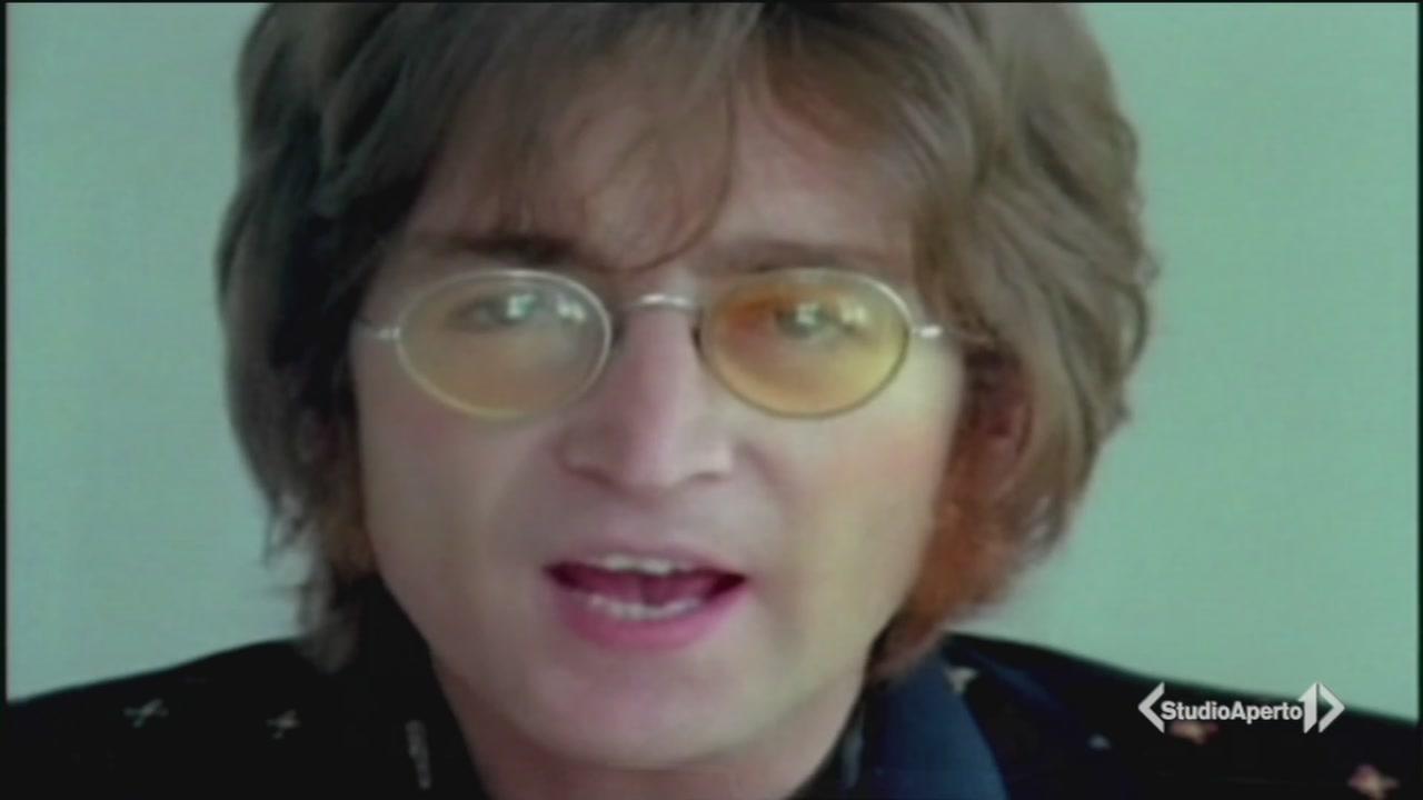 """John Lennon non è l'unico autore di """"Imagine"""""""