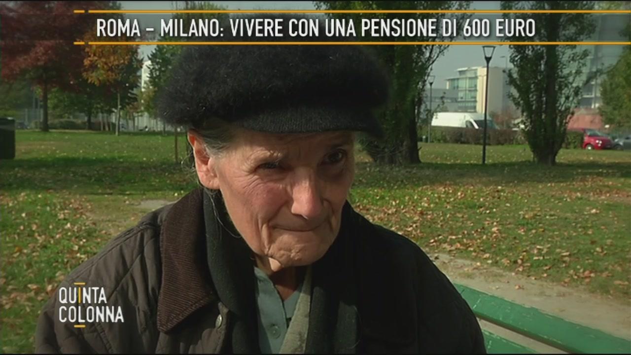 Pensioni da fame