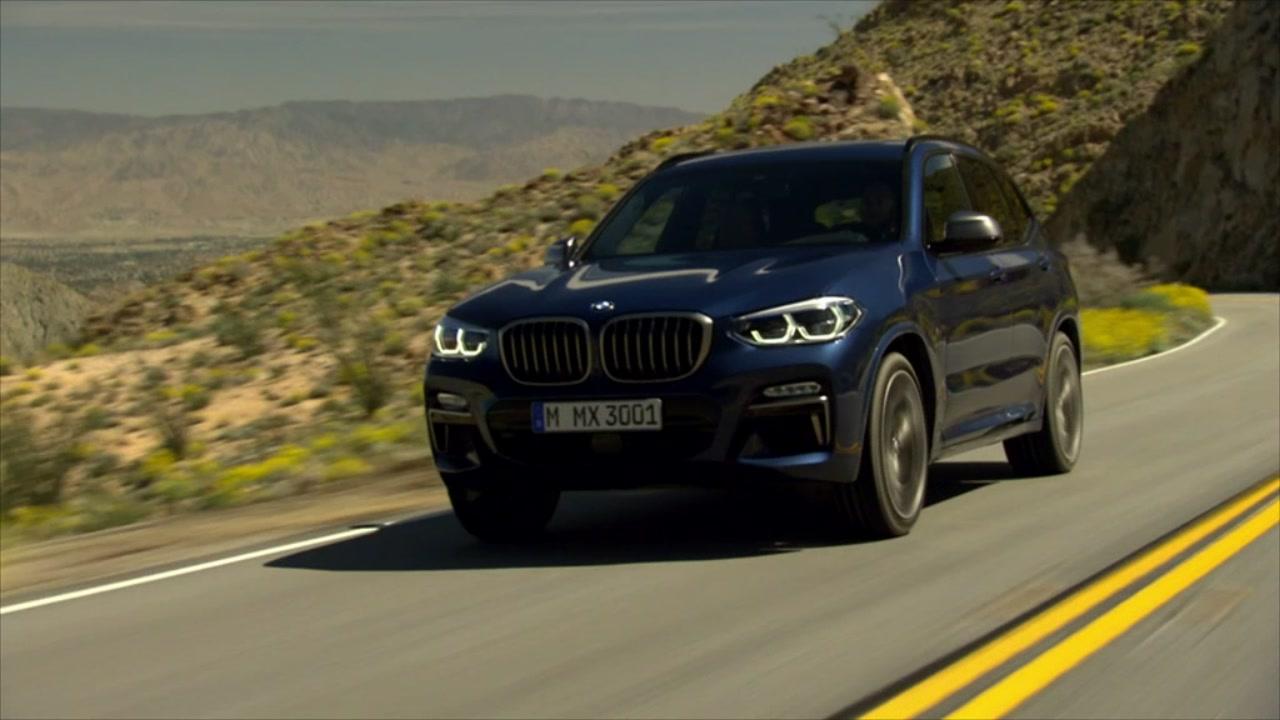 Ad agosto la nuova BMW X3
