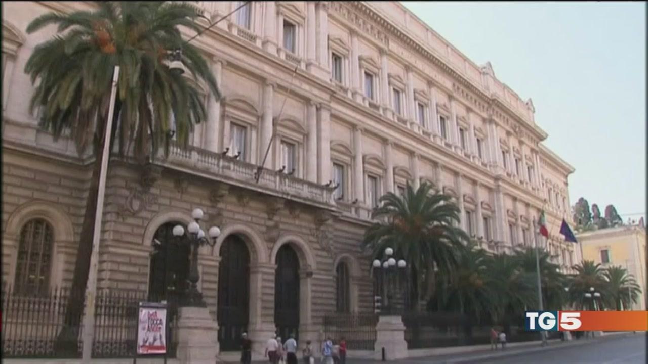 Bankitalia: ore decisive