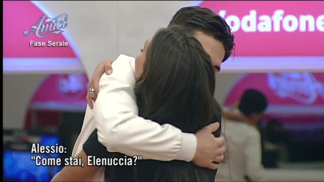 Alessio e Elena: la storia continua…