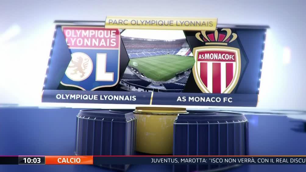 Olympique Lionnais-As Monaco FC 6-1