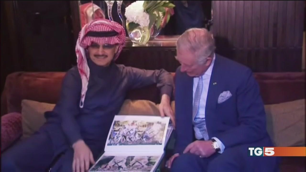 Arrestato Alwaleed, principe miliardario