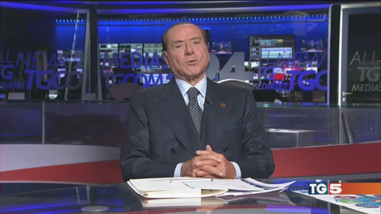 """""""Italia in fase critica, in campo contro il M5S"""""""