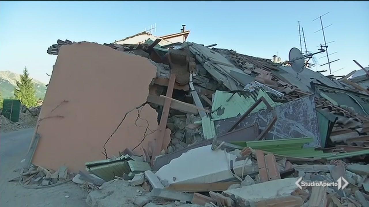 Un anno fa il terremoto ad Amatrice