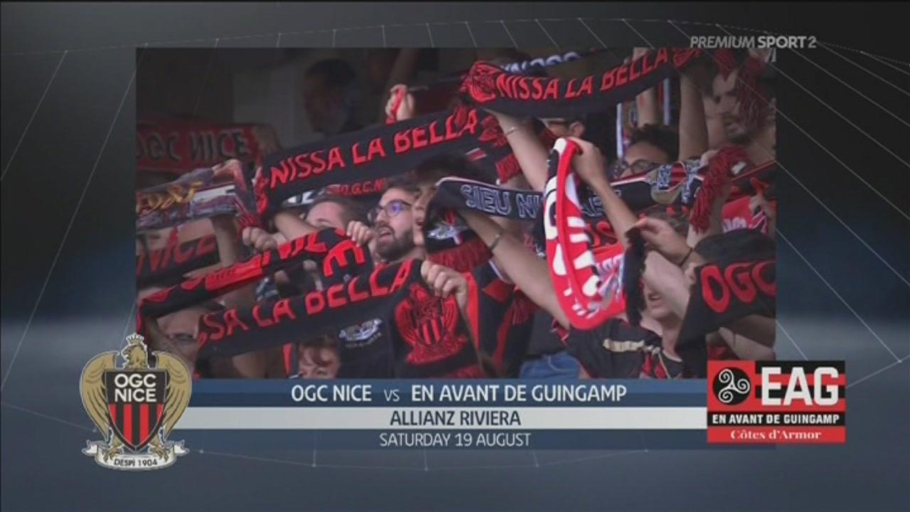 OGC Nice-En Avant De Guingamp 2-0