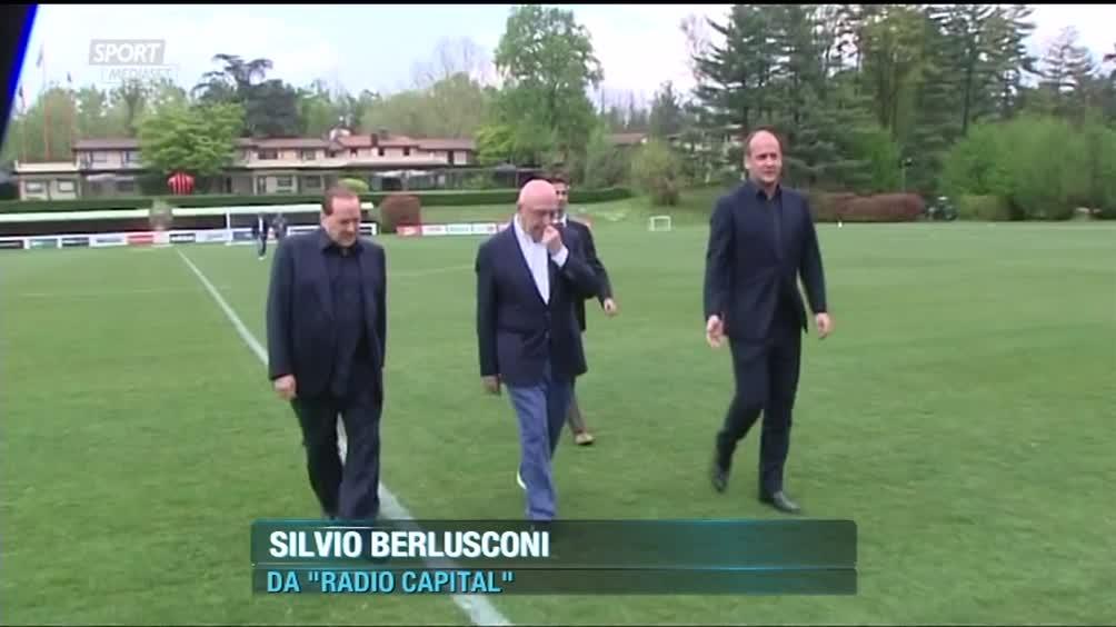 "Berlusconi: ""Ottimista"""