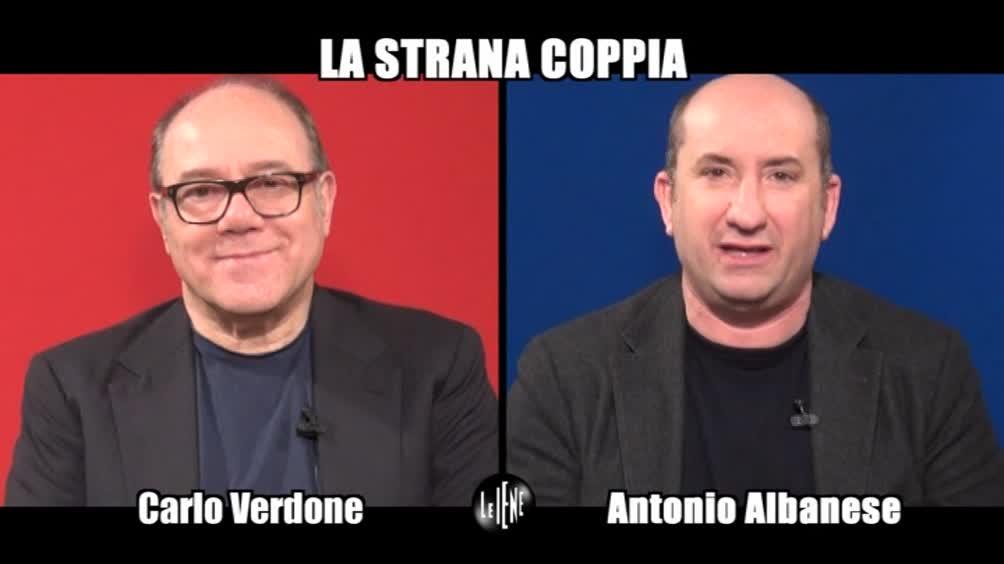 INTERVISTA: Carlo Verdone e Antonio Albanese