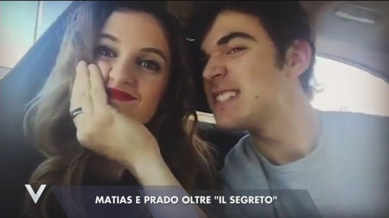 L'amicizia tra Matias e Prado