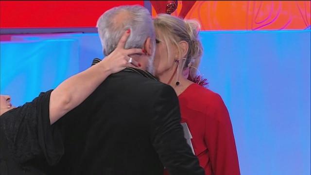 Un bacio… sentito!