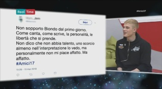 I Tweet per Biondo