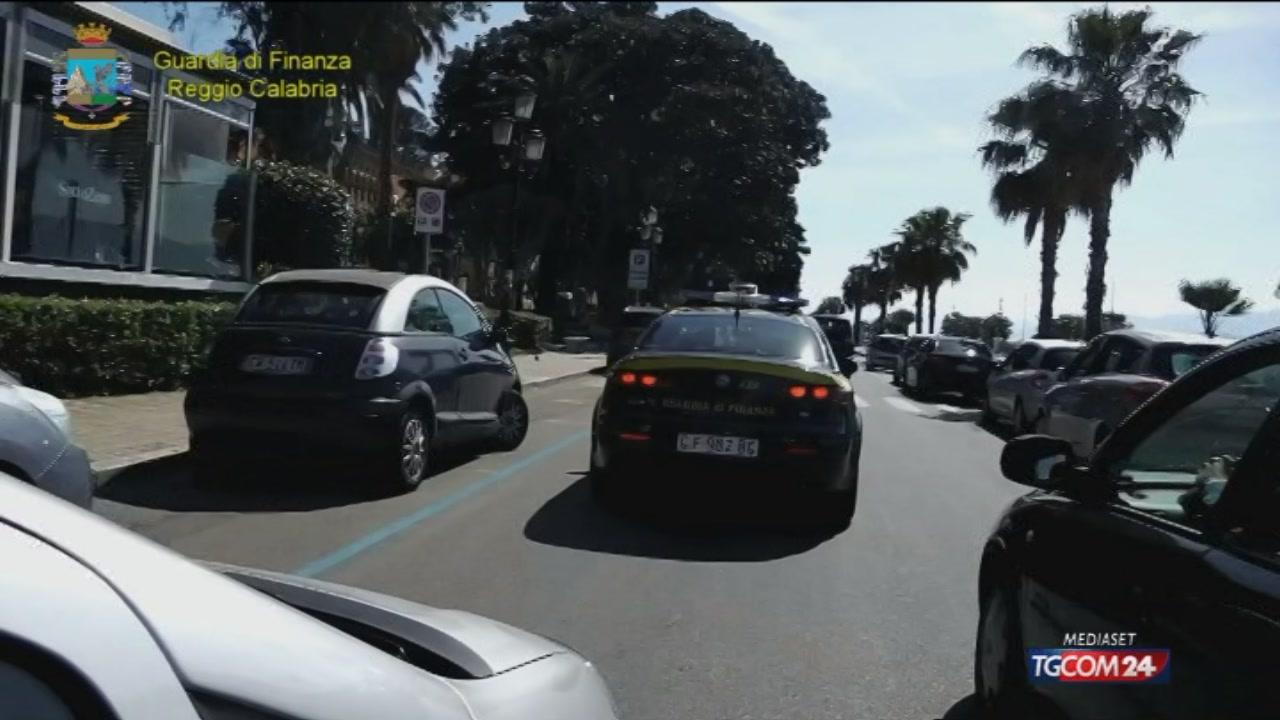 Reggio Calabria, gdf sequestra beni per 84 mln a cosche