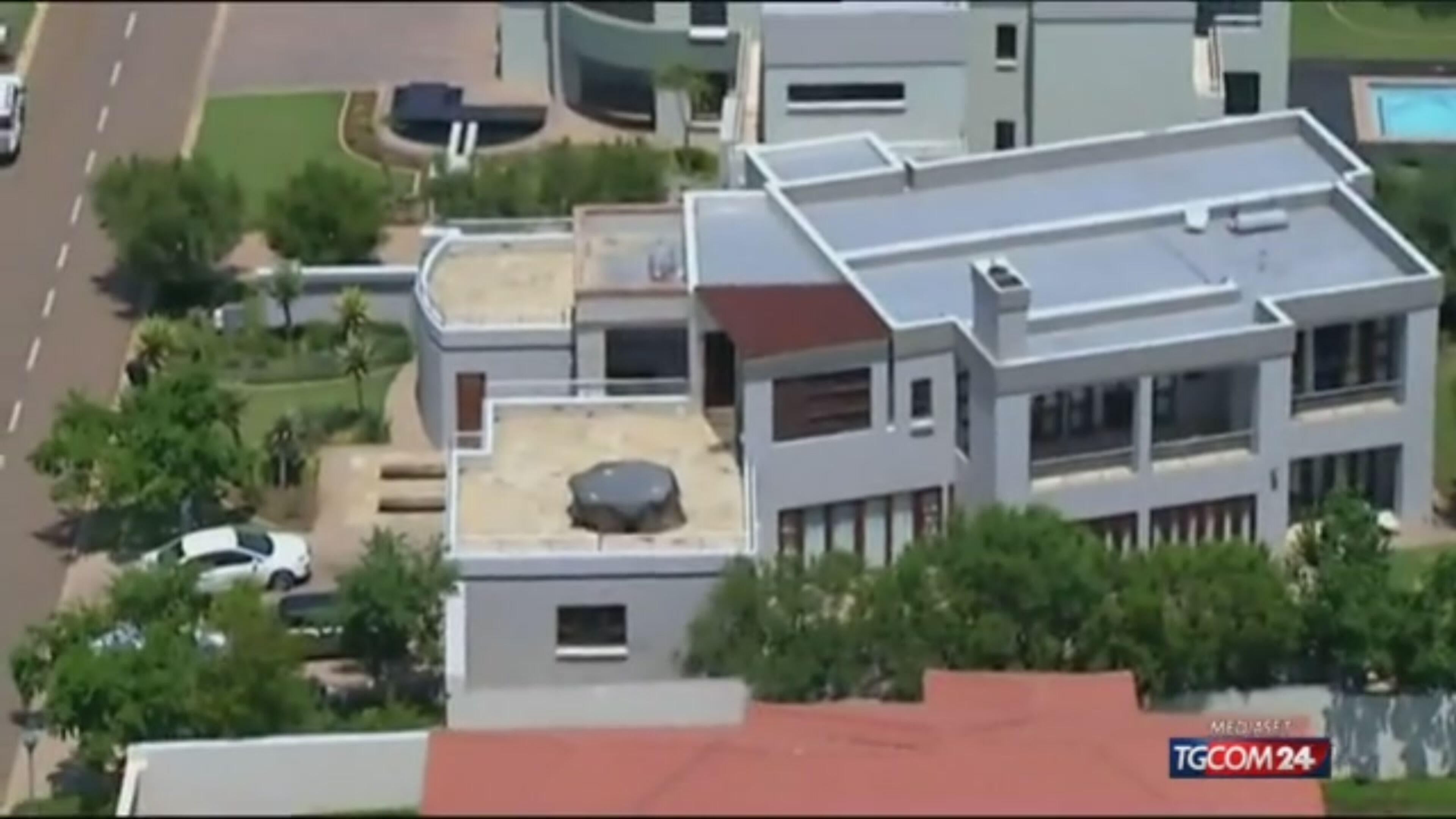Pistorius vende casa