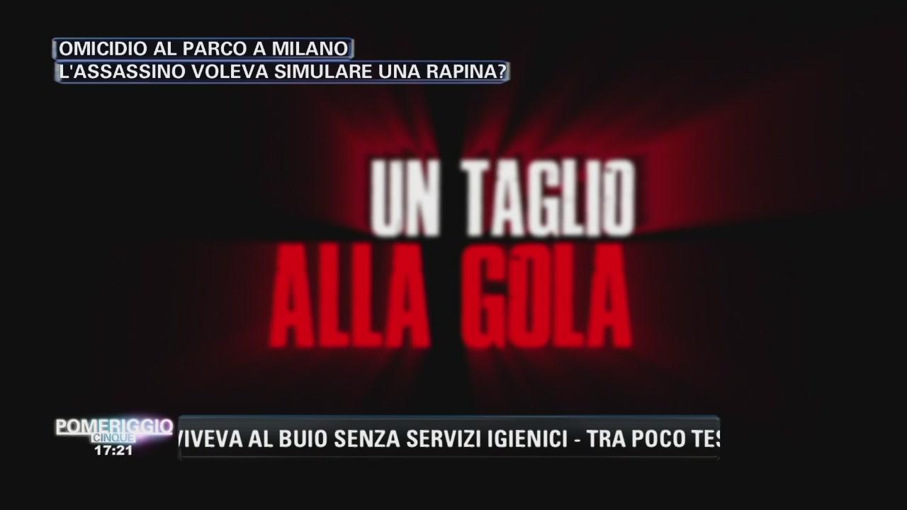 Marilena Negri: omicidio o rapina?