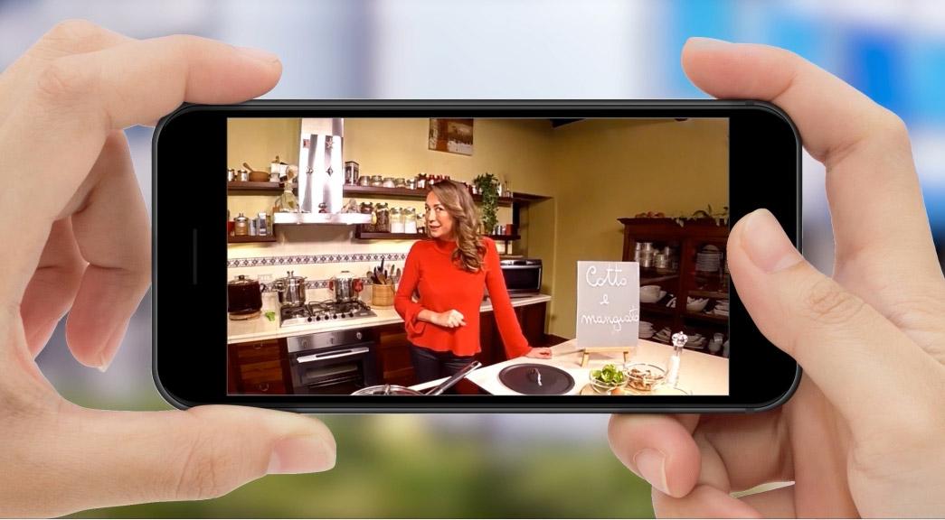 La nuova cucina di Cotto e Mangiato: il video a 360°
