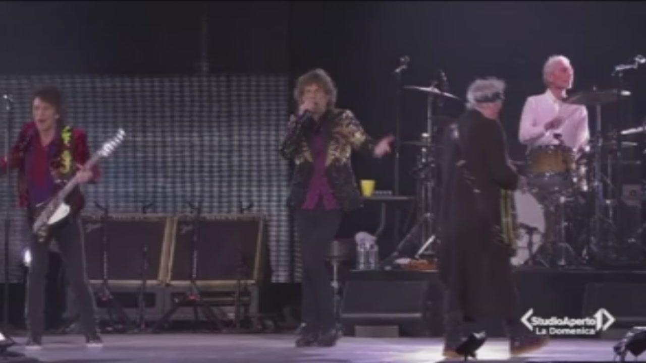 In 60 mila per i Rolling Stones